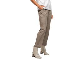 Regular: Hose im Velours-Look - Velourshose