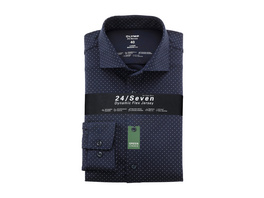 OLYMP Luxor 24/Seven Hemd, modern fit, Extra langer Arm