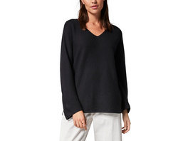 Pullover mit V-Neck - Pullover