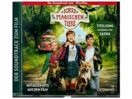 Die Schule der magischen Tiere - Soundtrack
