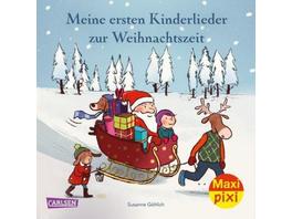 Maxi Pixi 328: Meine ersten Kinderlieder zur Weihn