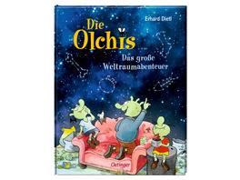 Die Olchis. Das große Weltraumabenteuer