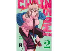 Chainsaw Man 02