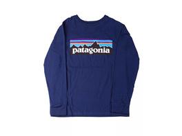 Graphic Organic Long Sleeve T-Shirt